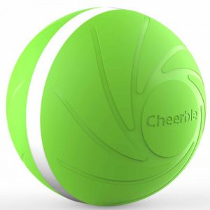 Green Wicked Ball