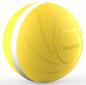 Yellow Wicked Ball